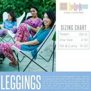 LuLaRoe Pants - 💣NIP TC BLACK LULAROE LEGGINGS ONE SIZE💣